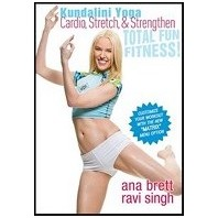 Kundalini Yoga Cardio, Stretch, & Strengthen - Ana Brett and Ravi Singh