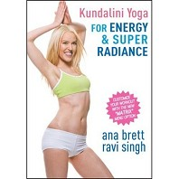 Kundalini Yoga for Energy & Super Radiance!  - Ana Brett and Ravi Singh