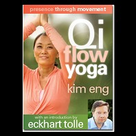 Presence Through Movement: Qi Flow Yoga ::  Kim Eng