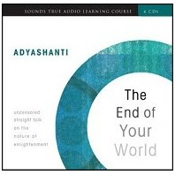 The End of Your World:: Adyashanti CDs
