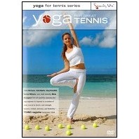 Yoga for Great Tennis DVD with Anastasia
