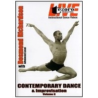 Live at the Broadway Dance Center: Contemporary Dance & Improvisation Volume 2