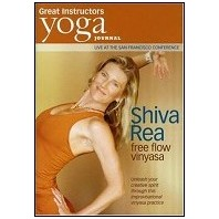 Yoga Journal: Free Flow Vinyasa Yoga with Shiva Rea