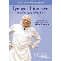 Yoga Journal: Iyengar Intensive at Estes Park 5 DVD Set