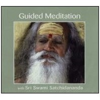 Guided Meditation  by Sri Swami Satchidananda CD