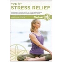 Yoga for Stress Relief  with Suzanne Deason