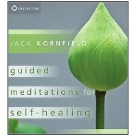 Guided Meditations for Self-Healing 2 CD by Jack Kornfield PhD